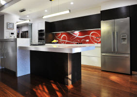 10 Eye Catching Splashbacks To Customise Your Space